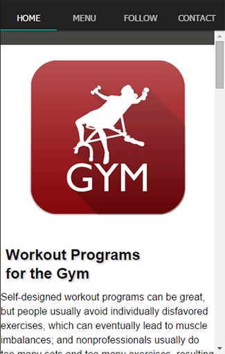 在健身中心锻炼项目跟踪器