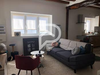 Appartement 2 pièces 51,13 m2