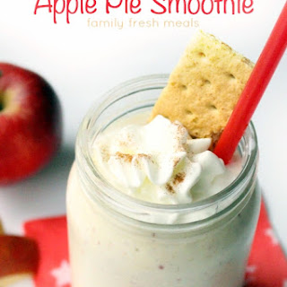Healthy Apple Pie Smoothie Recipes