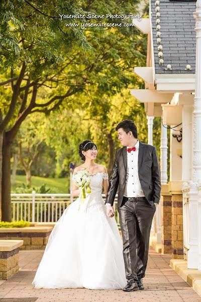 Wedding photographer Taurus Cheung (yosemitescene). Photo of 29.01.2017