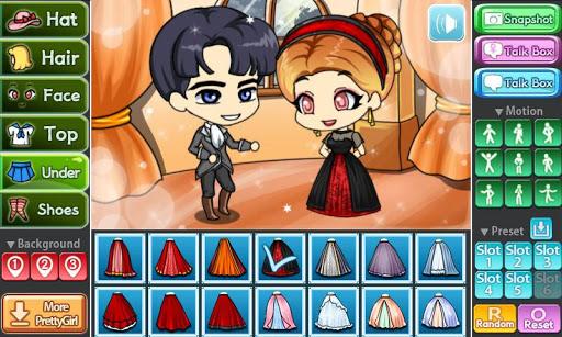 Pretty Girl's Romeo&Juliet Style 1.0.0 screenshots 5
