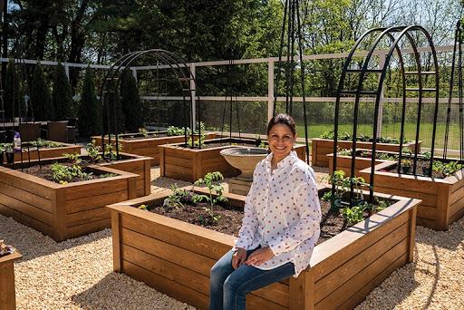 Meet Garden Coach Resh Gala