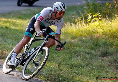"""Peter Sagan zonder of met groen: """"Ik zal er alles aan doen om te proberen winnen in Parijs"""""""