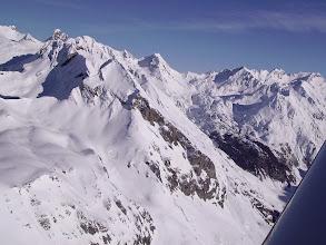Photo: Franchissement du col de Lurdé et vision sur la Petite Arcizette (2293m).