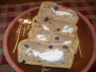 Pumpkin Bread With Maple Cream Cheese Filling - - Yum Recipe