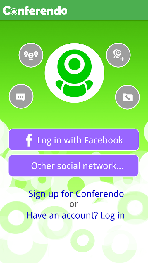 Conferendo Free Videochat- screenshot