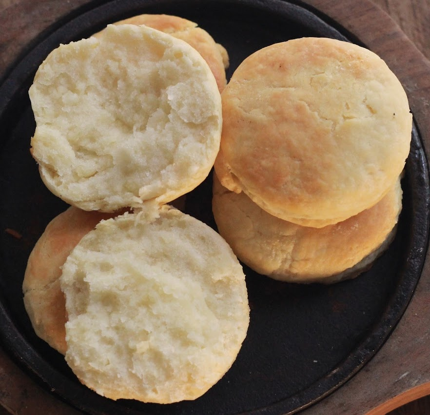 How to make Buttermilk Biscuits from scratch Recipe Tutorial | Foodomania