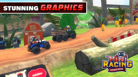 Mini Racing Adventures 1.4 screenshot 68001