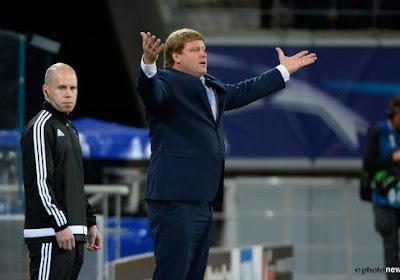 """Vanhaezebrouck: """"Avec le même nombre de joueurs, nous aurions gagné"""""""
