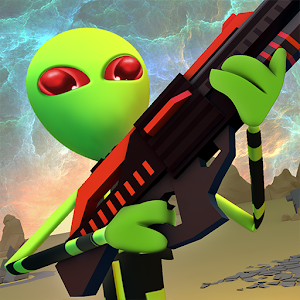 Creepy Aliens Battle Simulator 3D 1.2 Apk