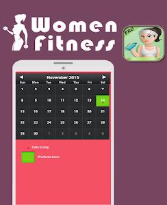 fitness for women : workout screenshot 13