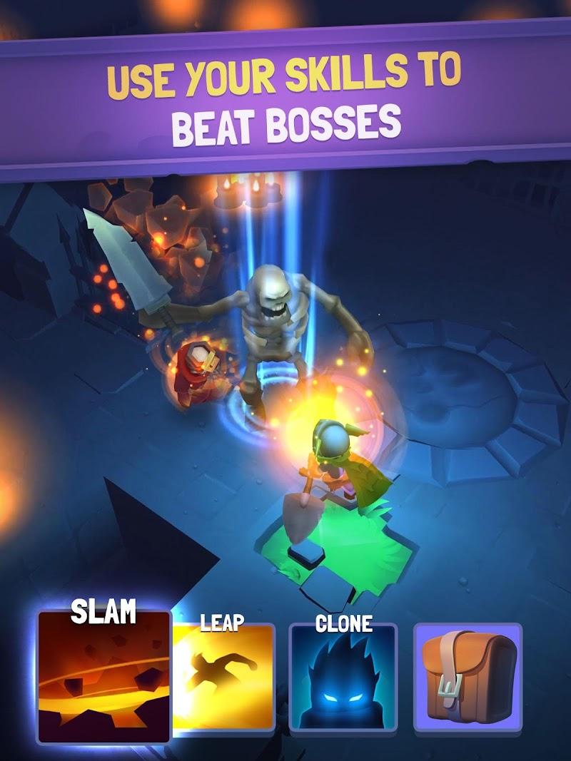 Nonstop Knight - Idle RPG Screenshot 7