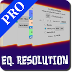 Equations Resolution PRO icon