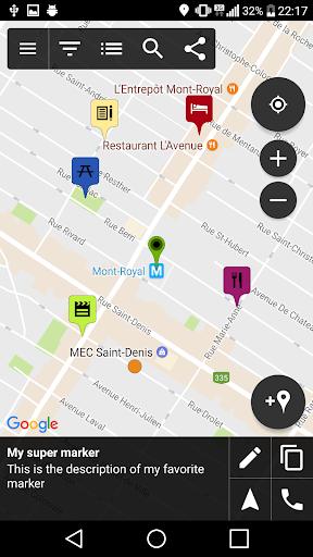Map Marker  screenshots 3