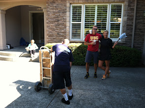 Photo: Chris & Cathleen Stafford are now Santa Rosa residents!