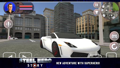 玩免費動作APP|下載Steel Hero Story app不用錢|硬是要APP