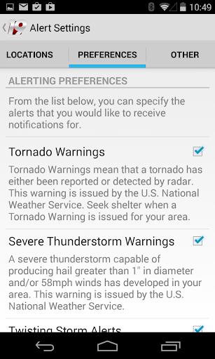 WHNT Alabama SAF-T-Net screenshot 5