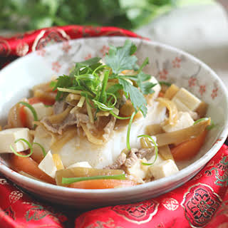 Teochew Steamed Fish.