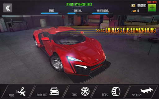 Code Triche Furious Racing: Remastered - 2020's New Racing apk mod screenshots 1