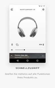 Bose Connect – Miniaturansicht des Screenshots