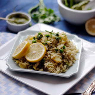 Rice & Peas Recipes