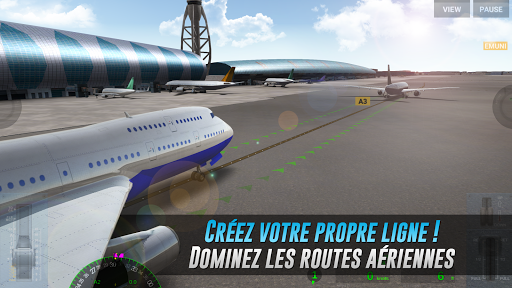 AIRLINE COMMANDER Une véritable expérience de vol  screenshots 1