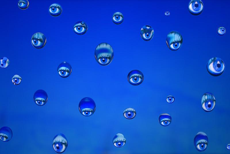 Lacrime blu di Dariagufo