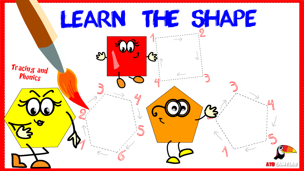 Worksheet Shapes And Colors For Kids learn shapes colors for kids android apps on google play screenshot