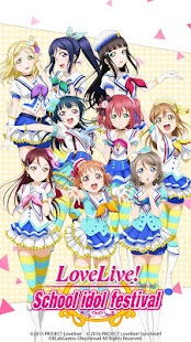 LoveLive! School idol festival- screenshot thumbnail
