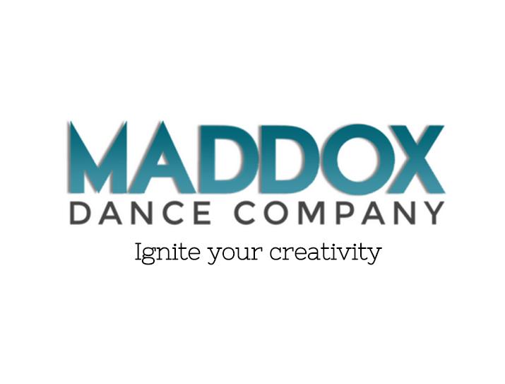 Maddox Dance Company Logo- Red Deer County