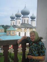 Photo: на монастырской звоннице
