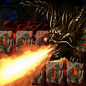 Cool Red Fire Dragon Keyboard Android APK Download Free By Joseph Bird