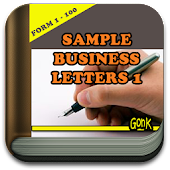 Sample Business Letters 1