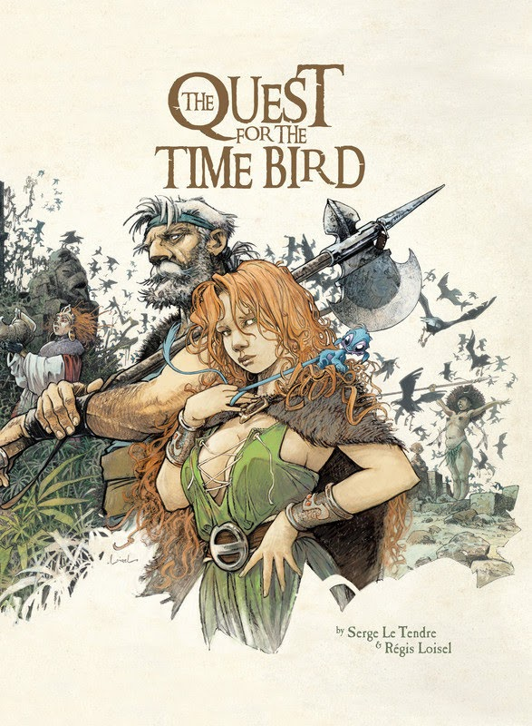 The Quest for the Time Bird (2015)