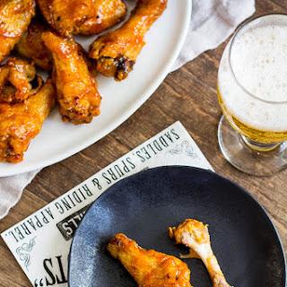 Jamaican Jerk Chicken Wings.