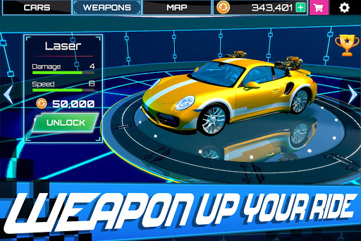 Race'N Blast screenshot 5