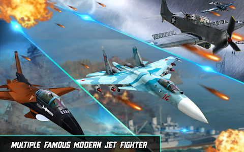 Aircraft Strike 3D: Fighter Jet War 1 0 2 APK for Android