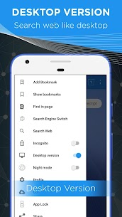 Wecript Incognito Browser App Download For Android and iPhone 9