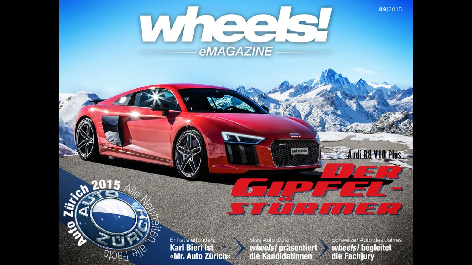 wheels! Autos, Lifestyle, etc. – Screenshot