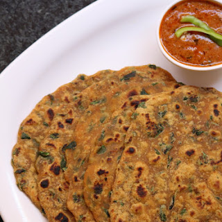 Methi Paratha Recipe Punjabi