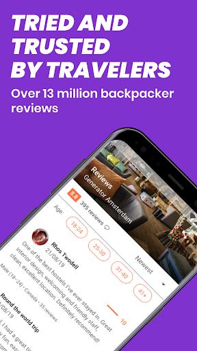 Hostelworld: Hostels & Backpacking Travel App 8.0.1 Screenshots 5