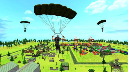 Free Survival Fire Battlegrounds: FPS Gun Shooting  screenshots 9