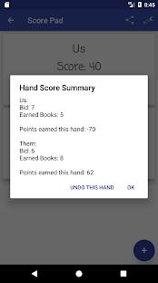 Spades Score Pad - náhled