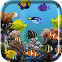 New Aquarium Live Wallpaper icon