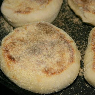 The Farming Wife's Sourdough English Muffins