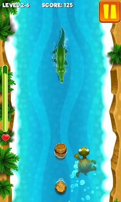 Hungry Turtle- screenshot thumbnail
