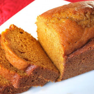 Pumpkin Bread- My mother's