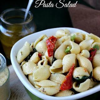Pine Nuts Pasta Salad Recipe