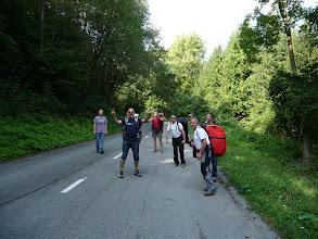 Photo: da hatten wir noch nicht wirklich geschnallt, dass wir auf den falschen Berg fahren (kleine Optimierung des Taxi-Fahrers)