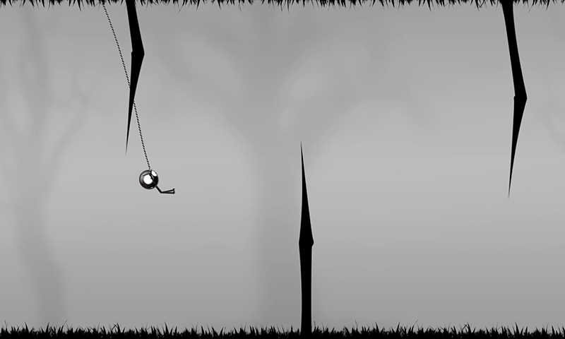 Stickman Forest Swing- screenshot